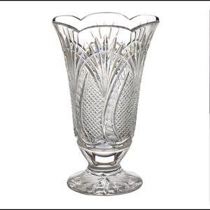 """Waterford crystal 10"""" Seahorse Vase"""